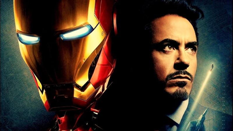 Железный человек Iron Man 2008 год Тони Старк Железный мститель Гениальный изобретатель Богатый инженер Роберт Дауни мл
