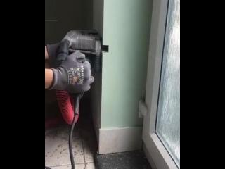 Штроборез - инструмент для работ со стенами