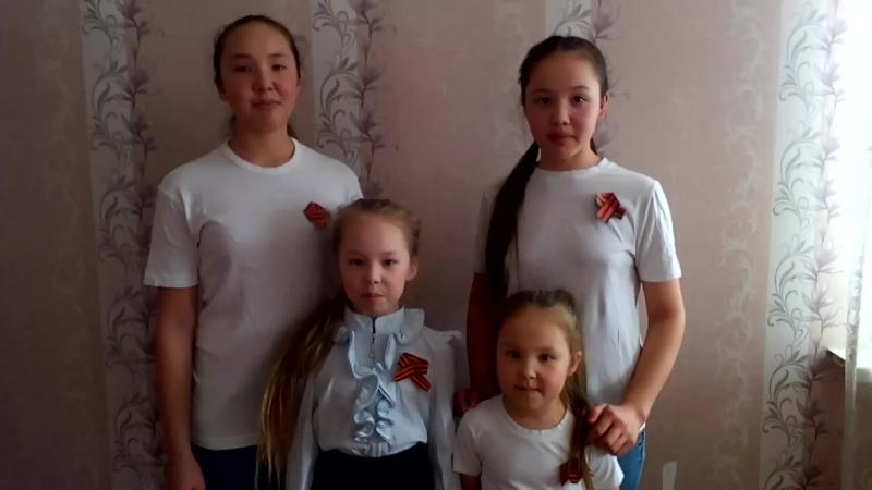 Старокаишкульская школа сестры Мухаметьяровы