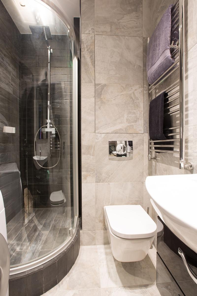 Интерьер небольшой квартиры 28 м в Москве.