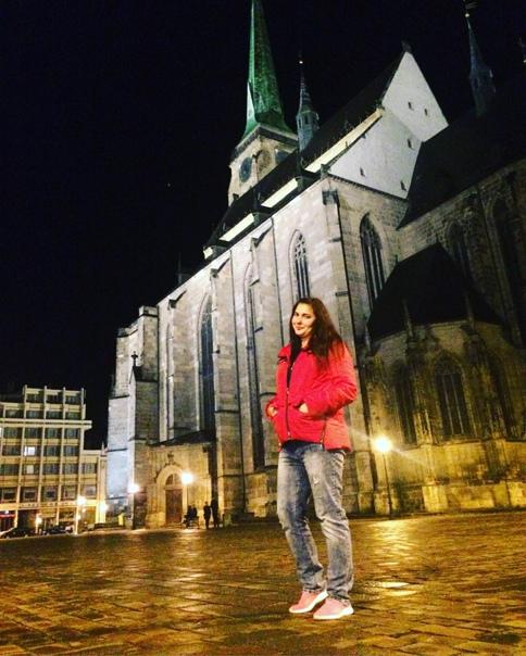 Алінка Передерий, Plzeň, Чехия