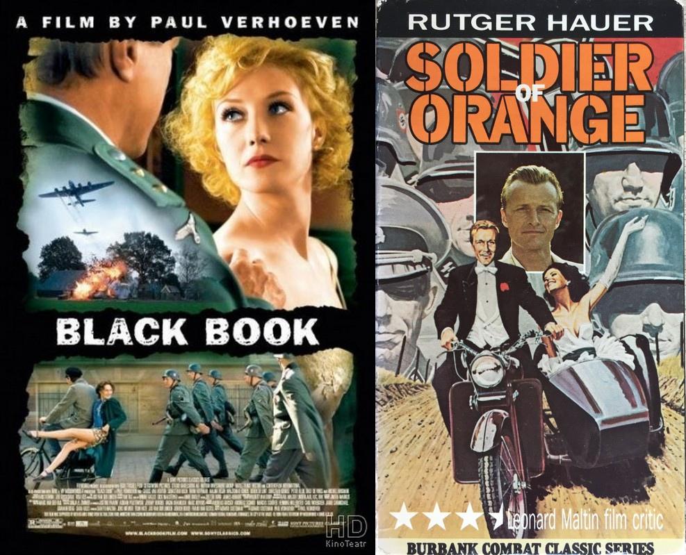 «Zwartboek» «Soldaat van Oranje»