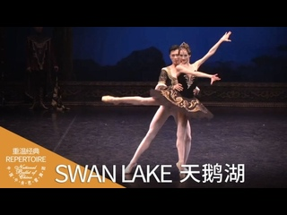 Отрывок из балета «Лебединое озеро»