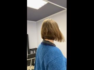 Индивидуальное занятие для гости из Липецка @blond_lip . Она отрабатывала 🔺градуировку