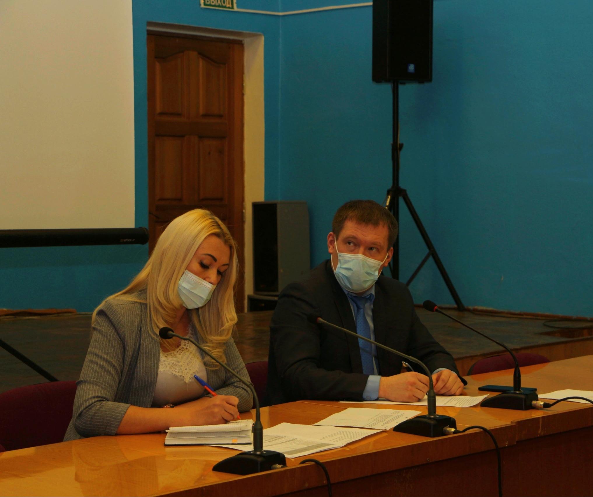 В администрации района состоялось заседание комиссии по безопасности дорожного движения под председательством врио Главы района Ивана Коковкина
