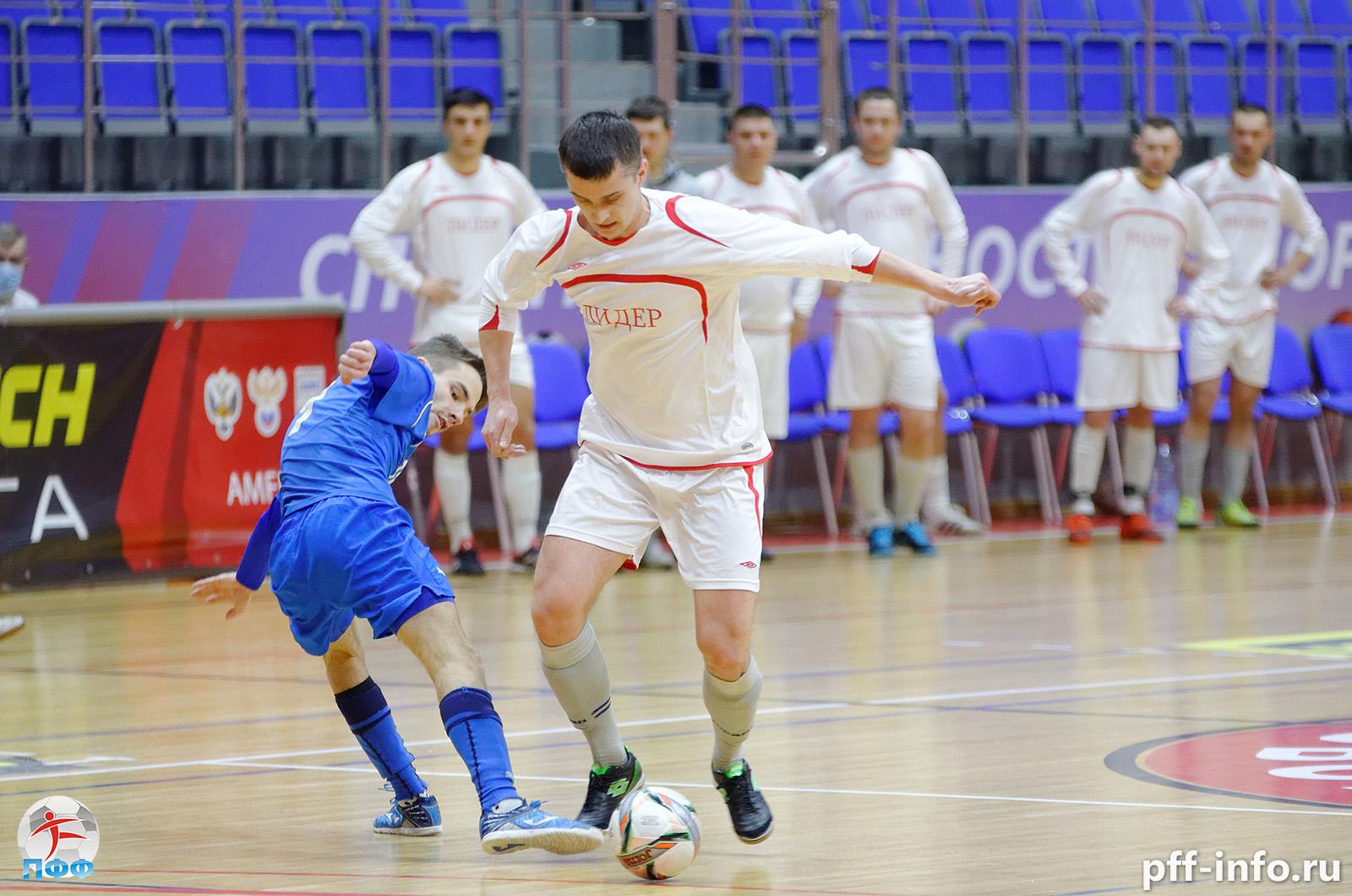 «Десна» выиграла первый круг Чемпионата Подольска по мини-футболу
