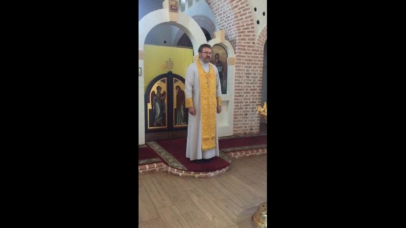 Видео от Храм святителя Николая на Арцеуловской аллее