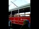 Трамвайчик из сериала этот город последует за тобой с Керемом Бюрсиным