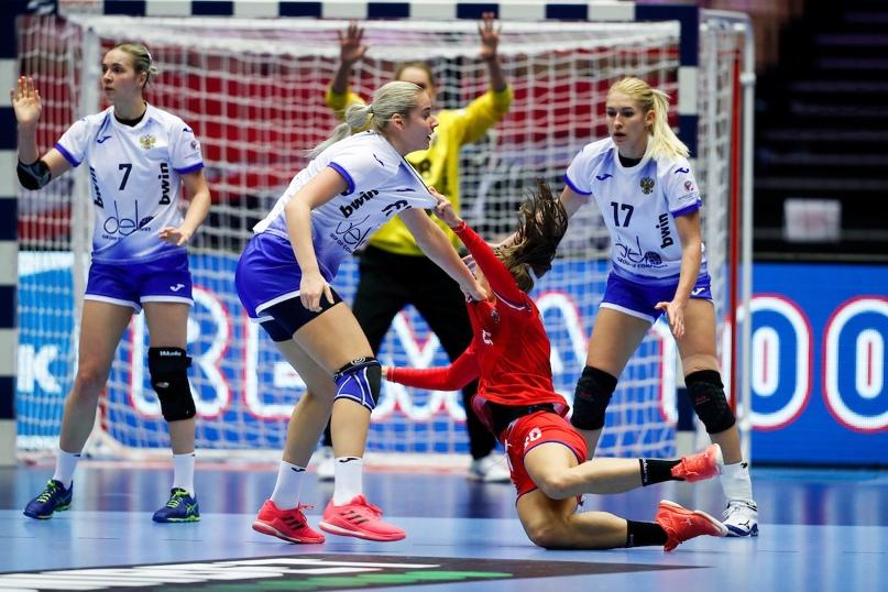 ЧЕ-2020. Россиянки в основном раунде. И этот факт — лучшее, что было с ними в матче с чешками…, изображение №2