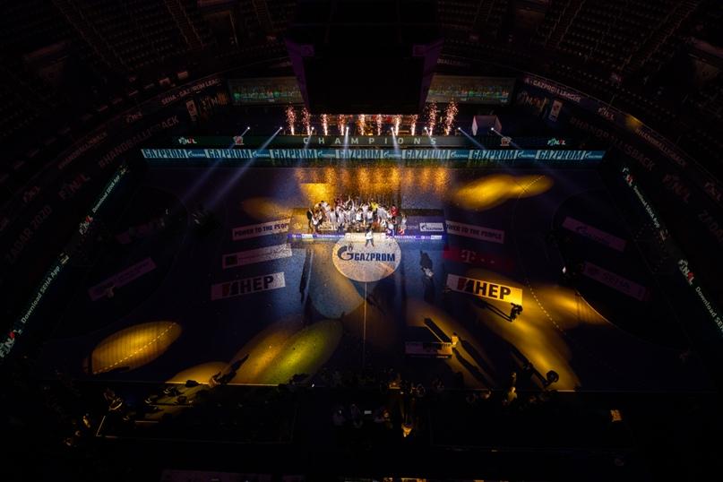 """СЕХА-Газпром-лига. Борис Сапожников: """"Мы заслужили """"одиннадцать"""" по десятибалльной шкале"""", изображение №4"""