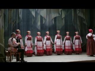 Концерт в Беломорье ансамбля Северные жемчуга  г.