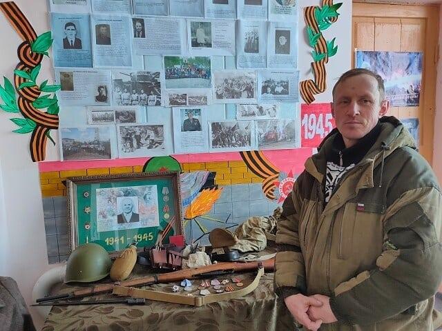 В сельских домах культуры и клубах Петровского района проводятся тематические мероприятия, посвящённые предстоящему Дню защитника Отечества