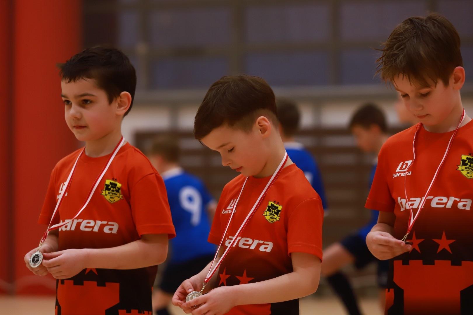 Штурм-Джуниор — финалист утешительного розыгрыша Кубка Премьерлиги Юни 2013