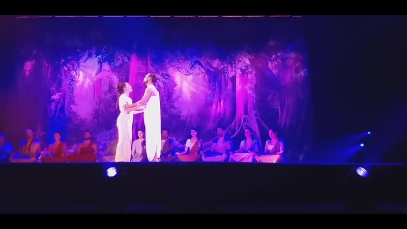 Suite de lacte 2 du spectacle Siddhartha lopéra rock