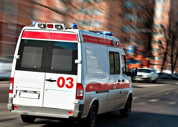 Двое взрослых и ребенок пострадали в крупном ДТП н...