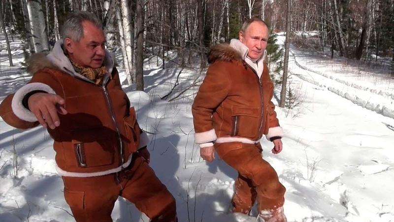 Шойгу предложил переселять россиян в Сибирь