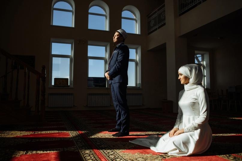Никах в мечете деревни Ташлыкуль. Фото Ляйсан Саматовой, 2020 год