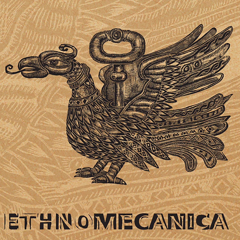Zdob Si Zdub album Ethnomecanica