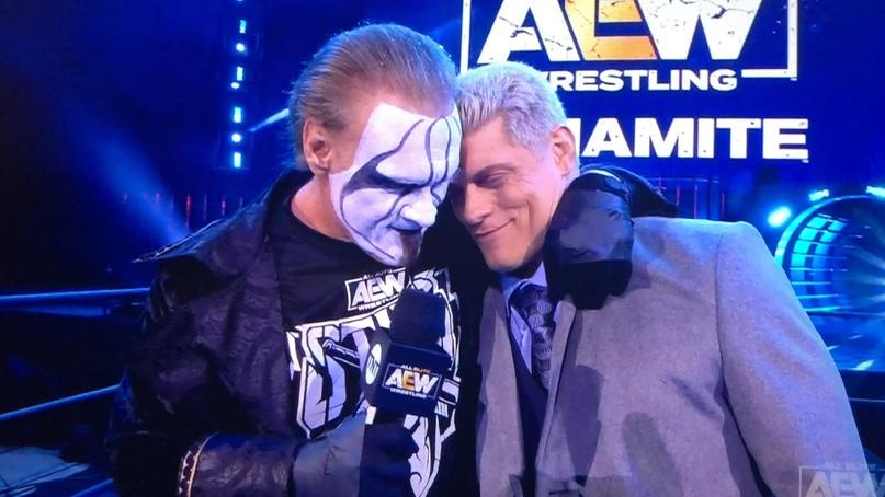 AEW Dynamite и WWE NXT 09.12.20, изображение №2