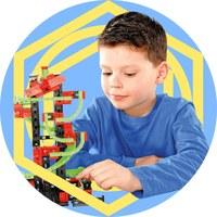 Логотип Детский центр ТЕХНОТРОНИКА в Ижевске