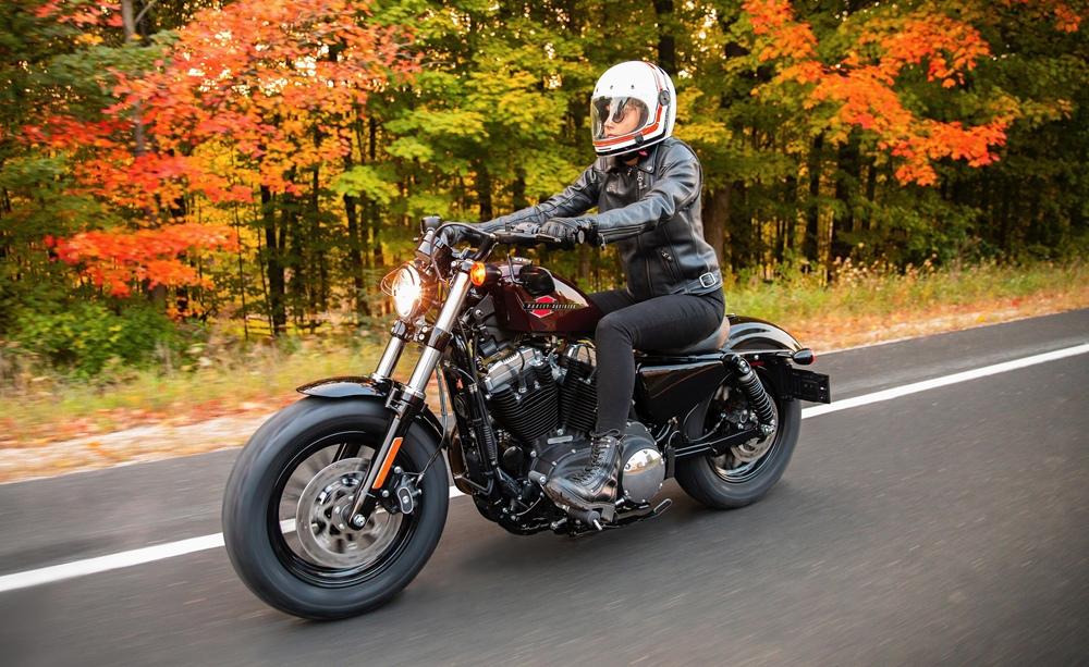 Отчет Harley-Davidson за первый квартал 2021 года