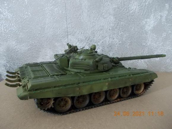 "Т-72М1, 1/35, ""Тамия"", кат.№35160 -KYal04zehQ"