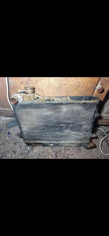 Купить радиатор медный, не | Объявления Орска и Новотроицка №16837