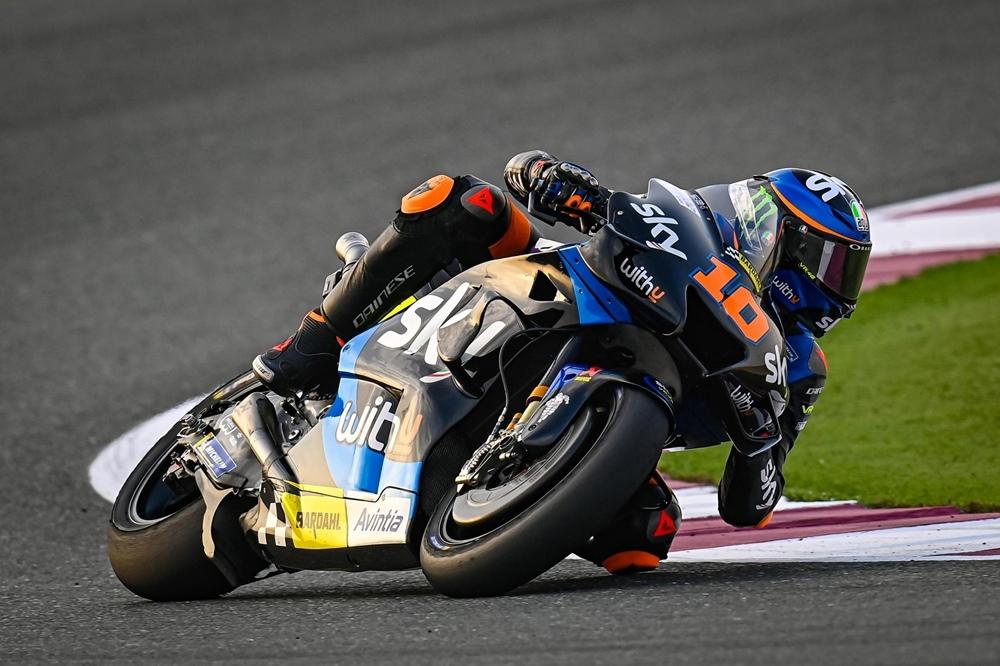 Результаты вторых тестов MotoGP 2021 в Катаре