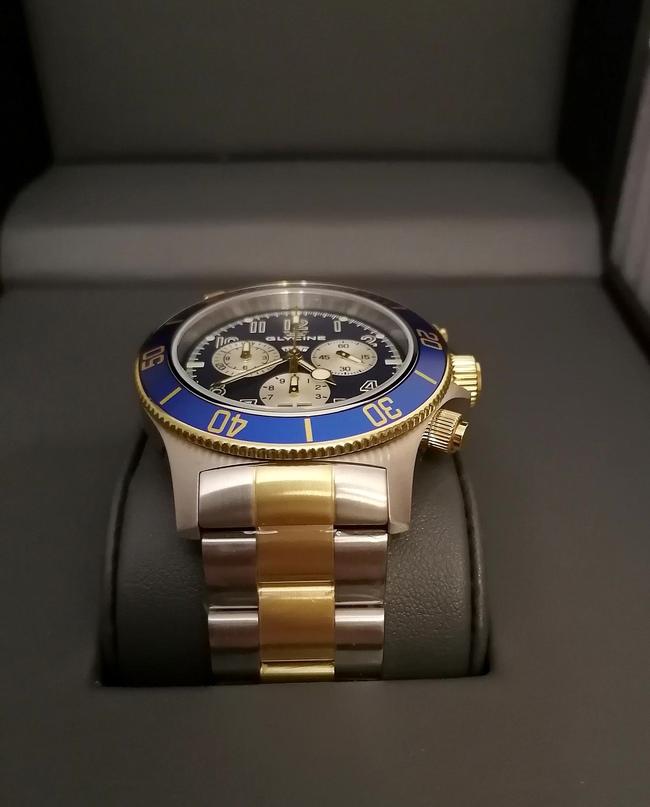 В продаже шикарные мужские часы в 42мм | Объявления Орска и Новотроицка №28421