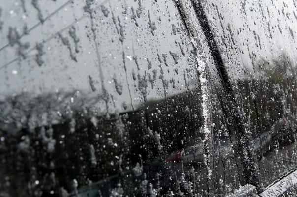 Снег с дождем накроют Златоуст По данным Челябинск...
