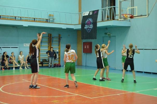 АСБ Алтайский край баскетбол 3 на 3