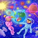 На космической ракете… — короткие стихи про космос и космонавтов для детей