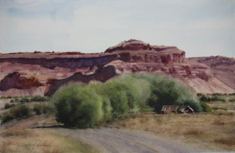 Американский художник-акварелист. Robert McFarland, изображение №22