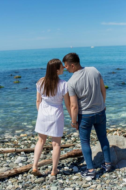 Love Story фотосессия в Адлере - Фотограф MaryVish.ru