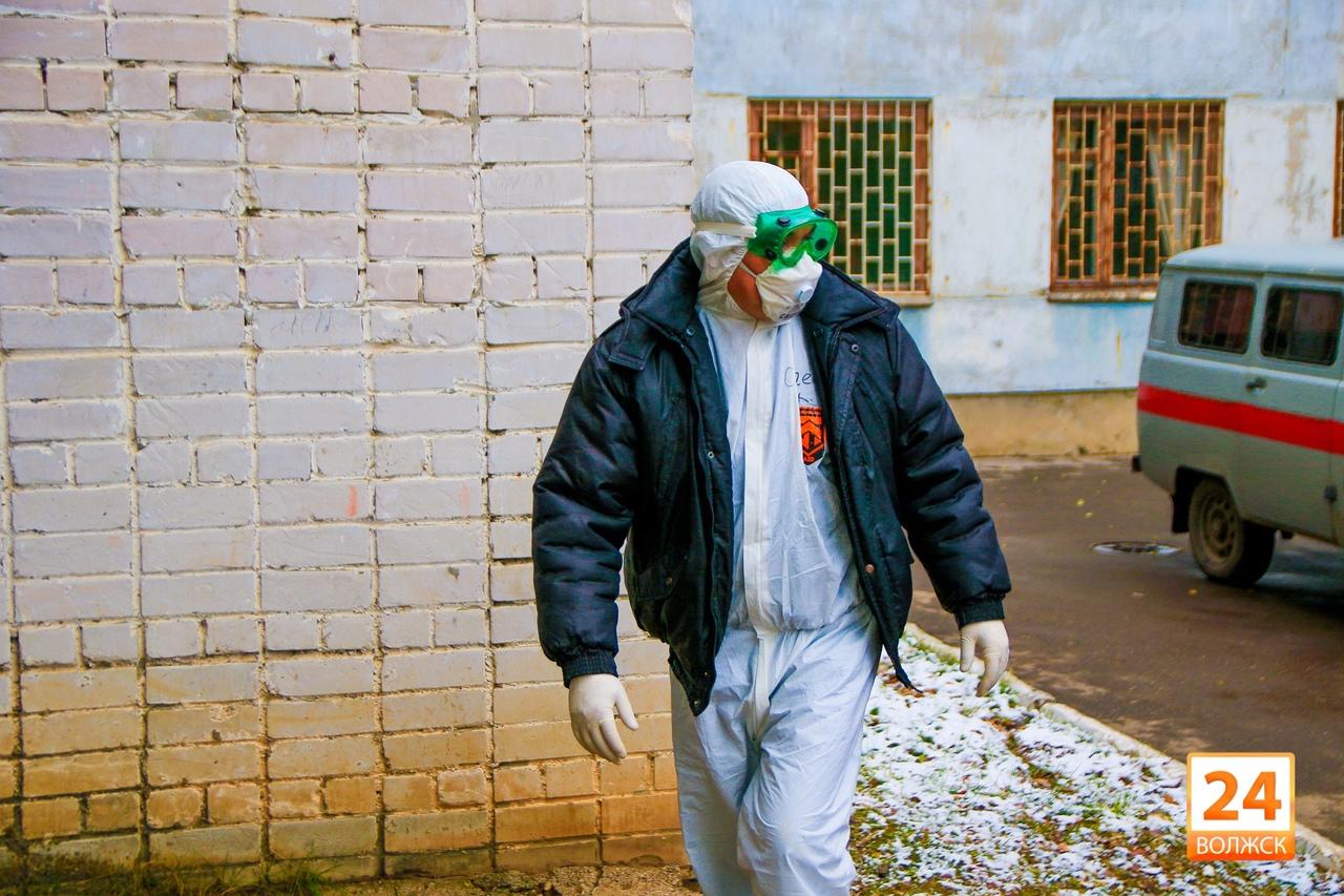 Коронавирус в Марий Эл: ситуация на 24 января