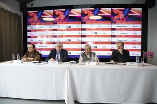 Пресс-конференция ММКФ/Press conference of the MIFF