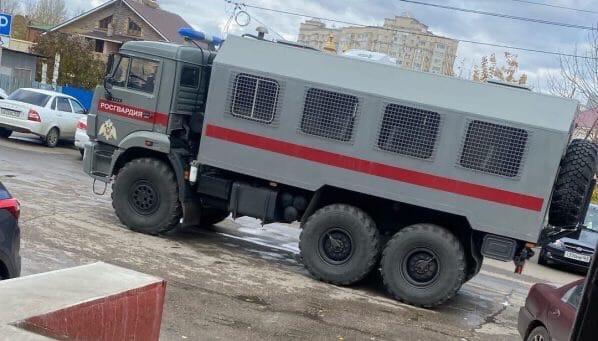 На городском рынке Новокуйбышевска снова работает ...