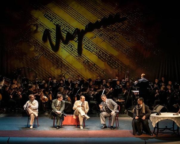 В Самарском театре оперы и балета прошла премьера ...