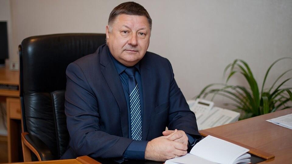 Поздравление председателя Саратовской областной Думы А. С. Романова с Днём работников дорожного хозяйства