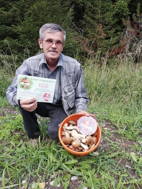 Начался сезон грибной охоты. Казалось бы тихое, совершенно безобидное...