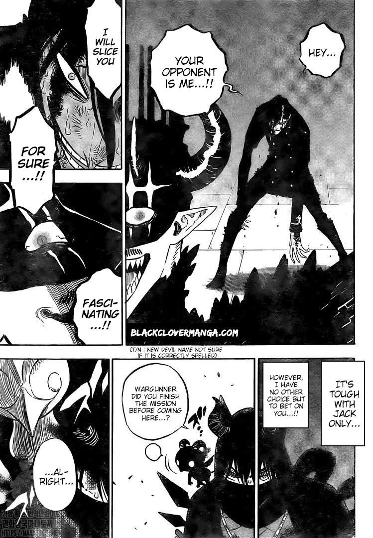 Black Clover Chapter 285, image №3