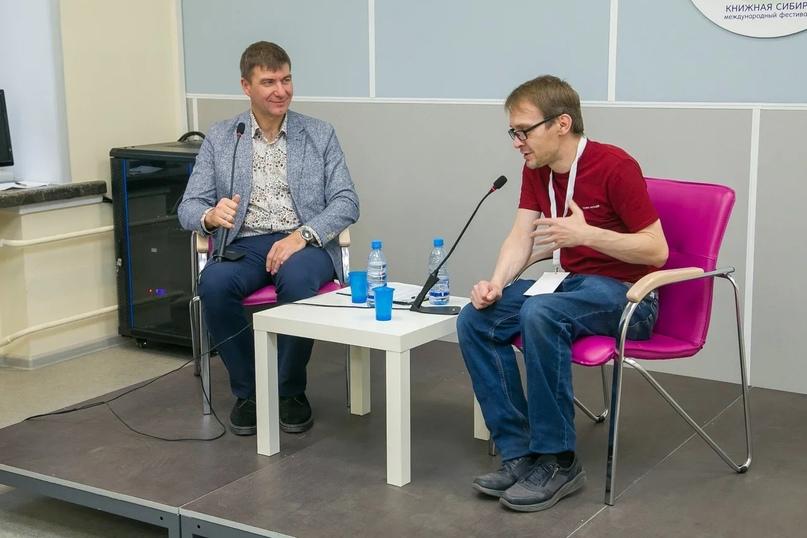 Антон Веселов и Алесей Сальников