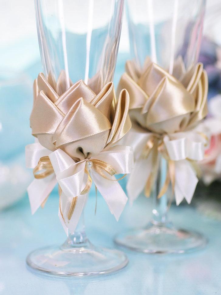 6s4qu1HSFJk - Красивые свадебные фужеры