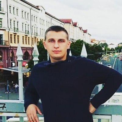 Иван Аникеев, Минск