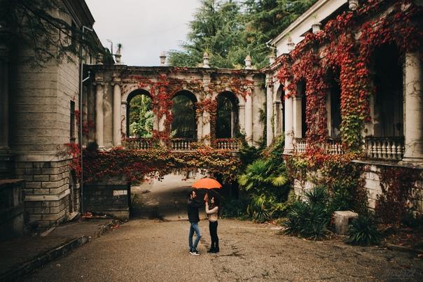 Фотосессия в Сочи (Love story). Светлана и Юлий 11.19