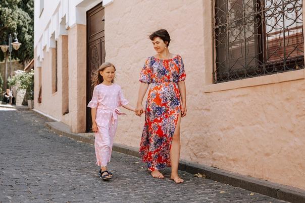 Фотосессия мама и ребенок в Гурзуфе. Мария 07.19