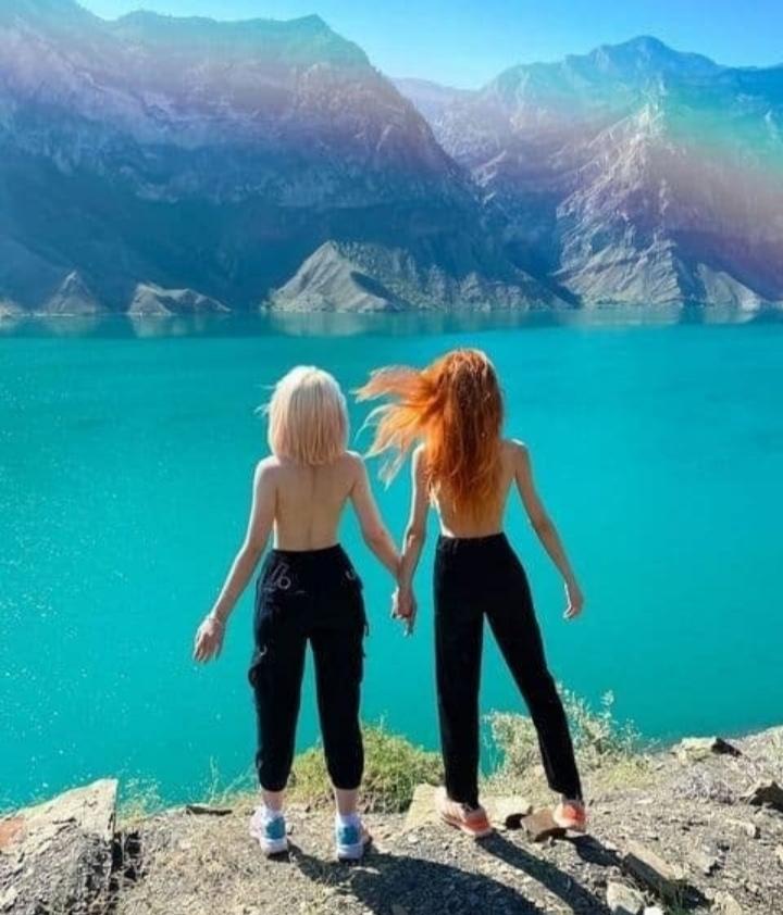 Двум туристкам светит срок за обнаженное фото в Сулакском каньоне в Дагестане