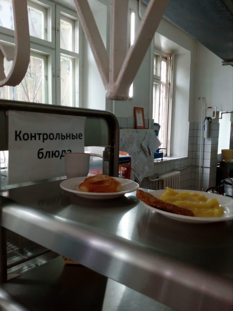 В Можге продолжается еженедельный контроль за организацией горячего питания в школах