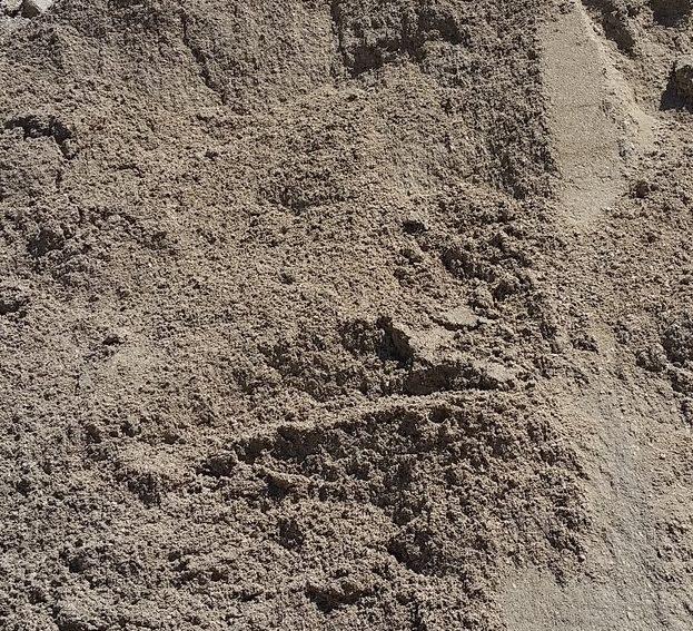 Купить карьерный песок в Москве