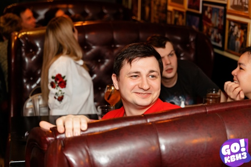 «GO!Квиз №102.2, Duckstars Bar, 29 апреля» фото номер 87